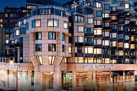 Hilton Metropolitan London